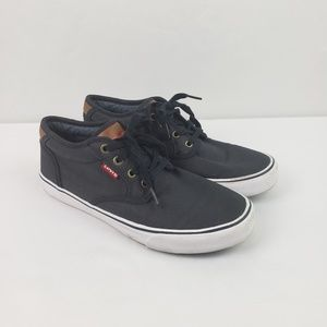 Levis Canvas Sneakers #G